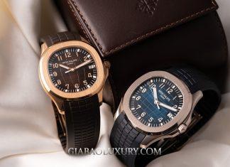 Thu mua đồng hồ Patek Philippe Aquanaut Chính hãng