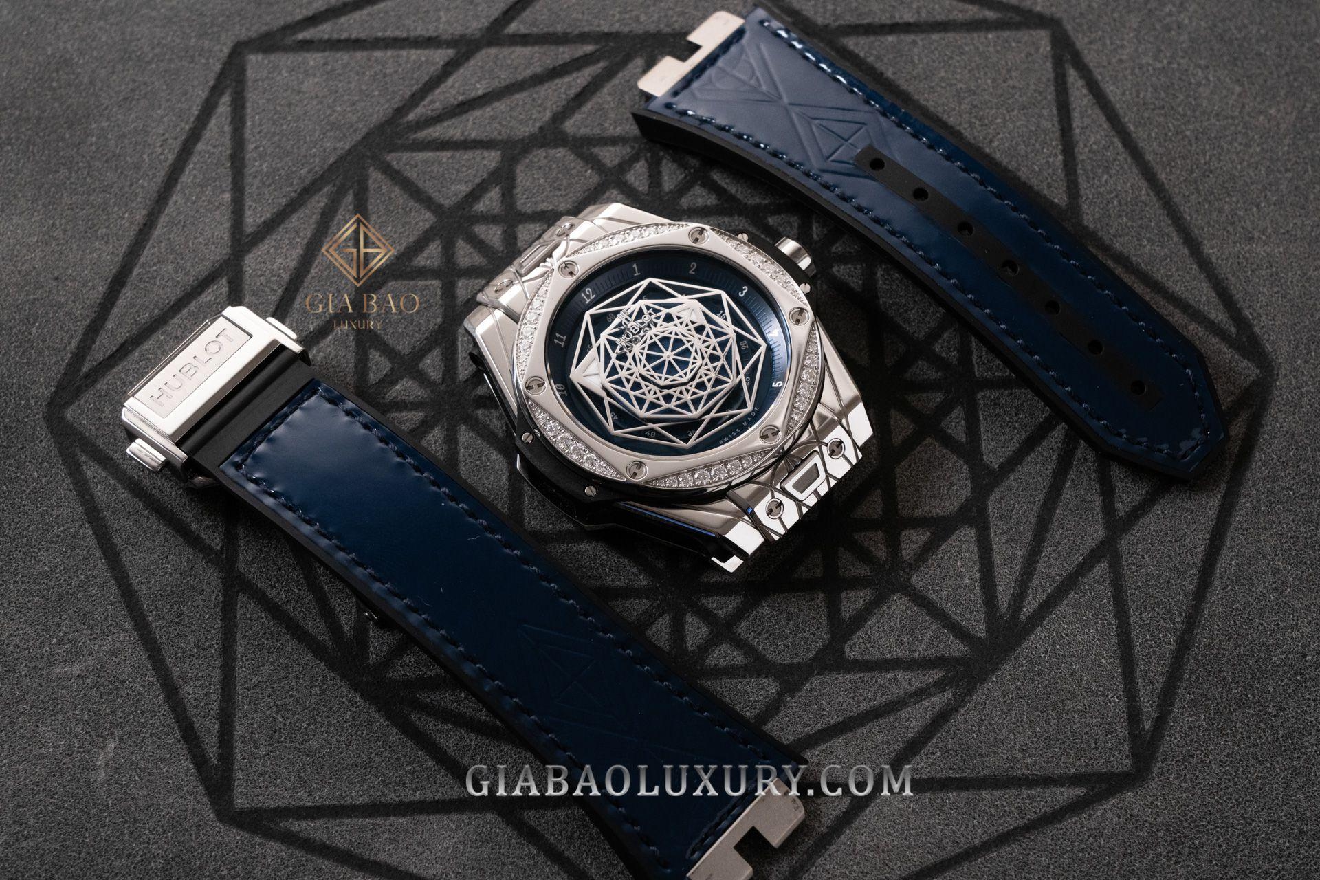 đồng hồ Hublot Big Bang Sang Bleu 39mm 465.SS.7179.VR.1204.MXM19