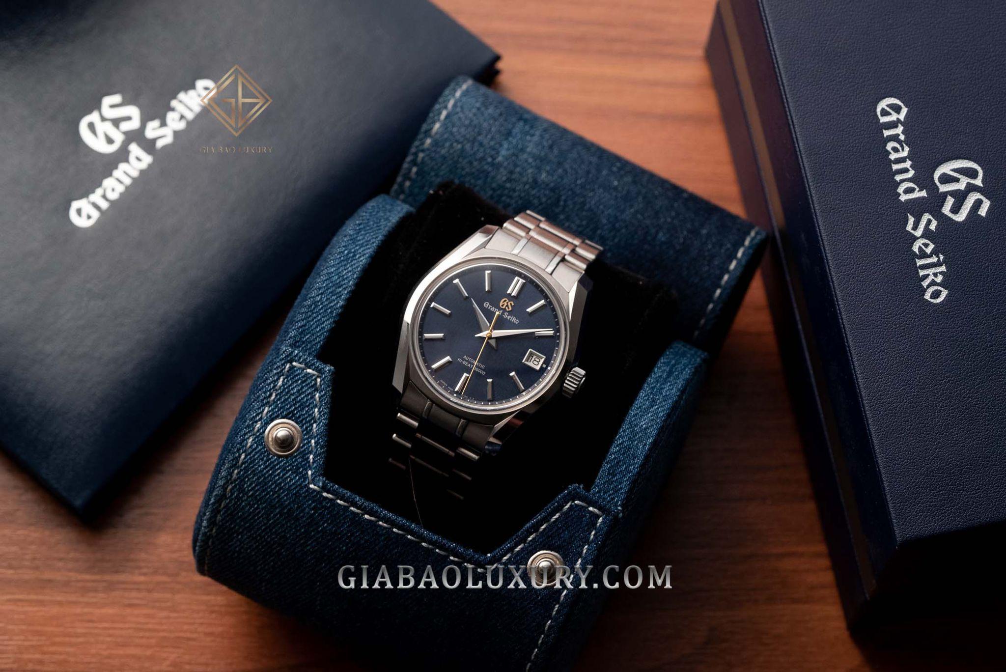 Thương hiệu Grand Seiko nổi tiếng thứ 2 Nhật Bản và bỏ xa nhiều thương hiệu đồng hồ trên thế giới về độ chính xác