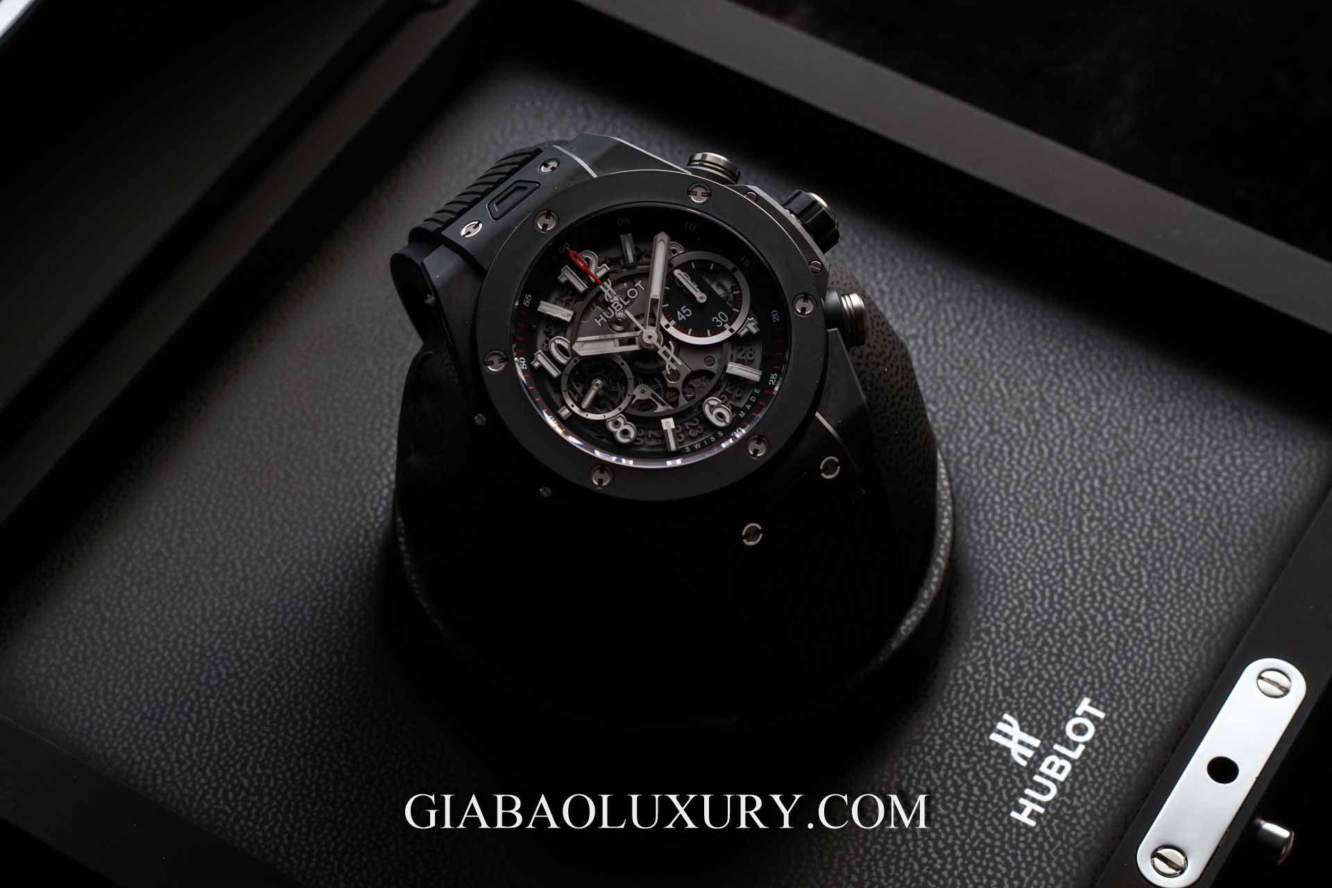 Gia Bảo Luxury nhận thu mua đồng hồ Hublot Big Bang chính hãng với mức giá cạnh tranh, uy tín và đảm bảo trải nghiệm dịch vụ tuyệt vời