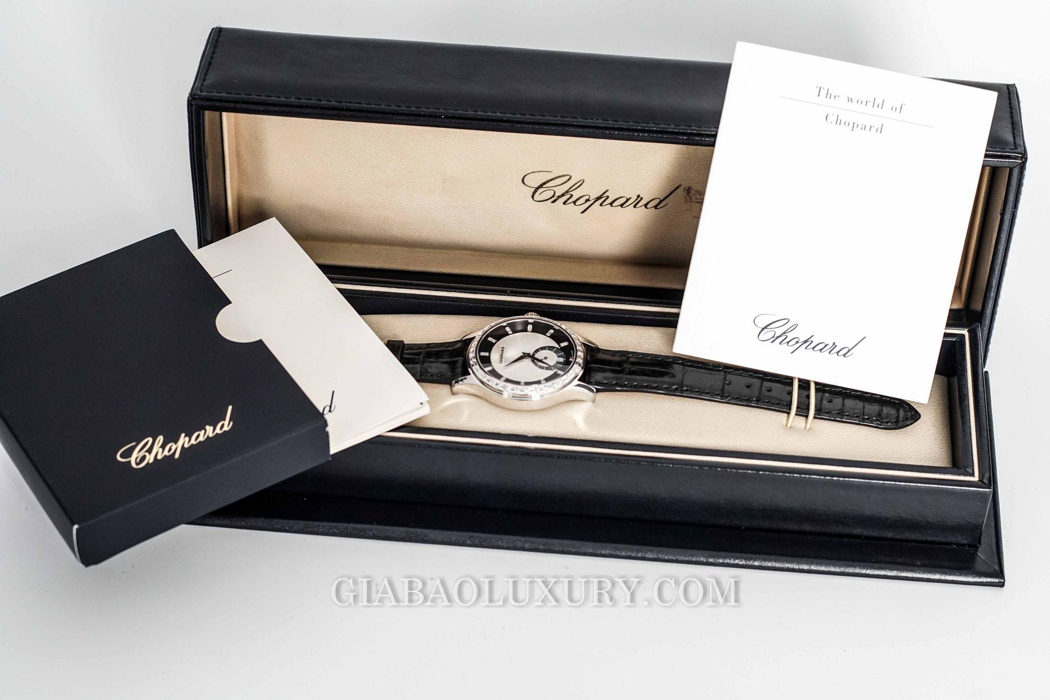 Gia Bảo Luxury nhận thu mua đồng hồ Chopard L.U. C chính hãng trên toàn quốc