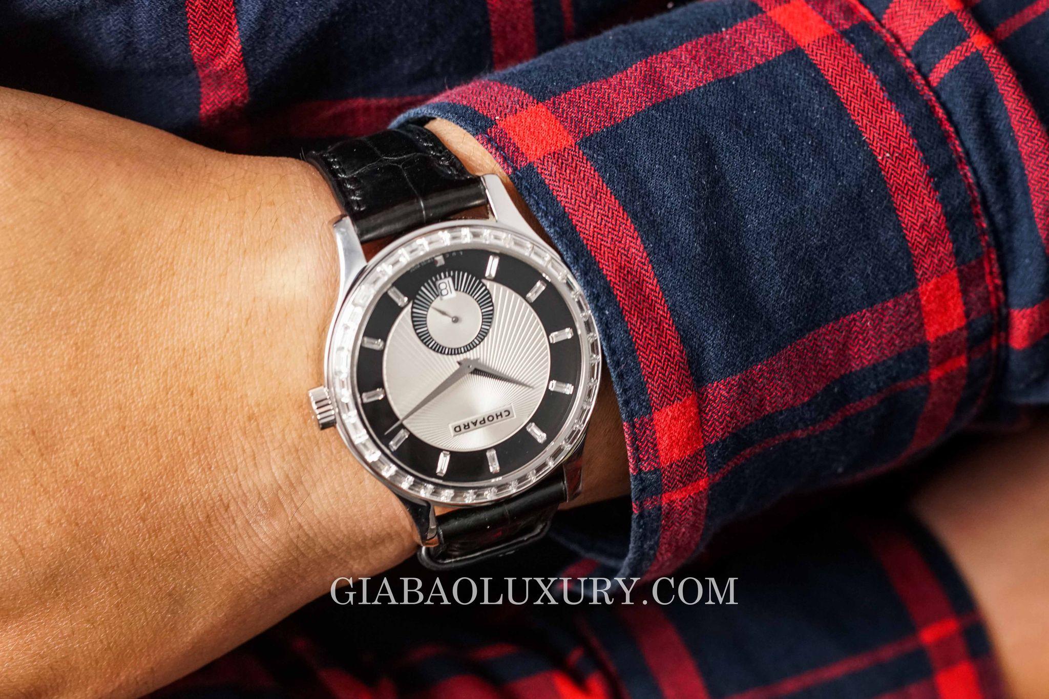 Chuyên nghiệp, minh bạch, thủ tục nhanh gọn, giải ngân trong tích tắc. Dịch vụ thu mua đồng hồ Chopard L.U.C chính hãng của Gia Bảo Luxury nhận mua đồng hồ đã qua sử dụng/hàng mới với mức giá cực kỳ hấp dẫn.