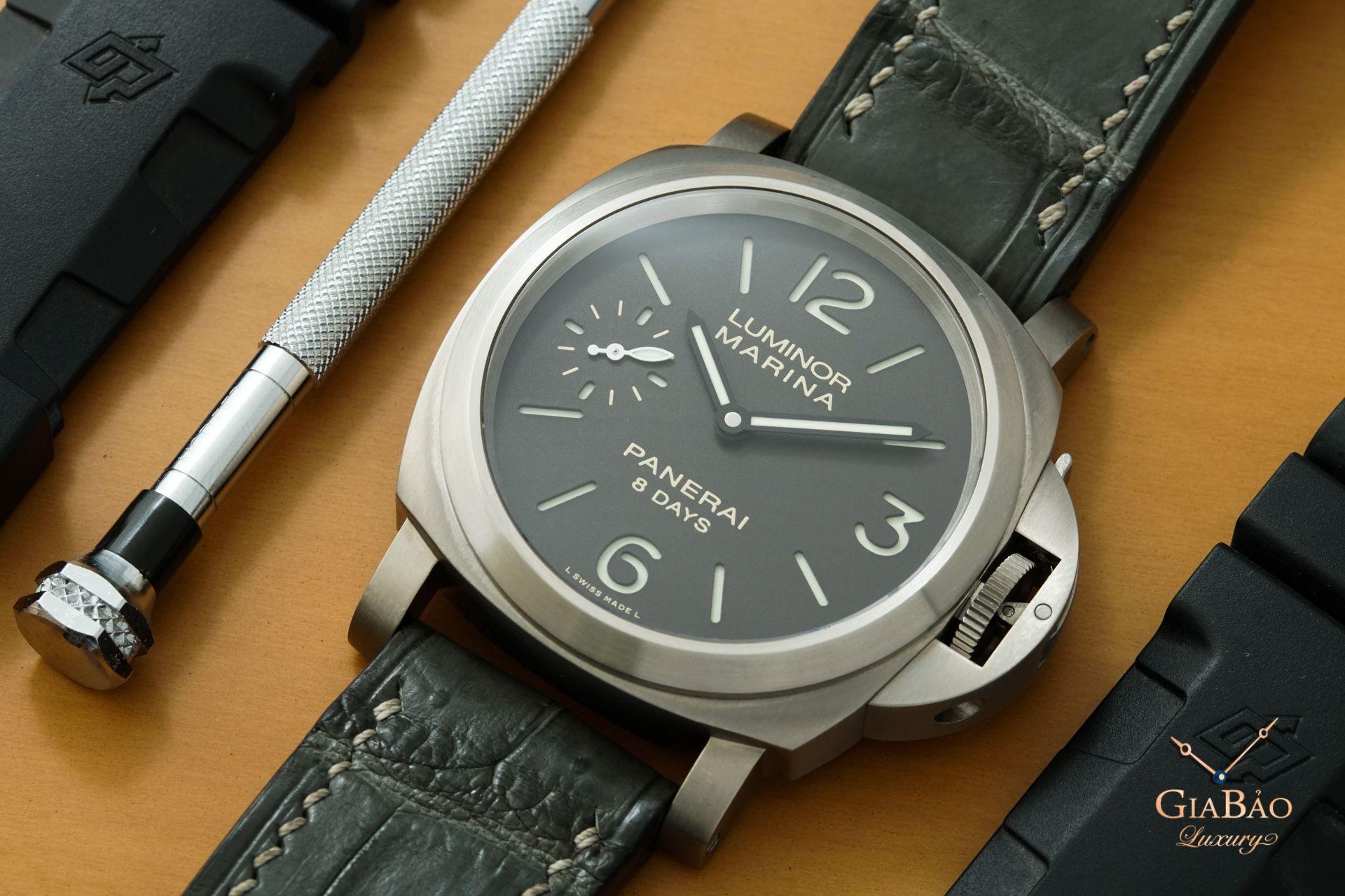 Gia Bảo Luxury cung cấp dịch vụ thu mua đồng hồ Panerai chính hãng số 1 Việt Nam