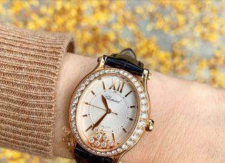 Gia Bảo Luxury thu mua đồng hồ Chopard Happy Sport giá cạnh tranh