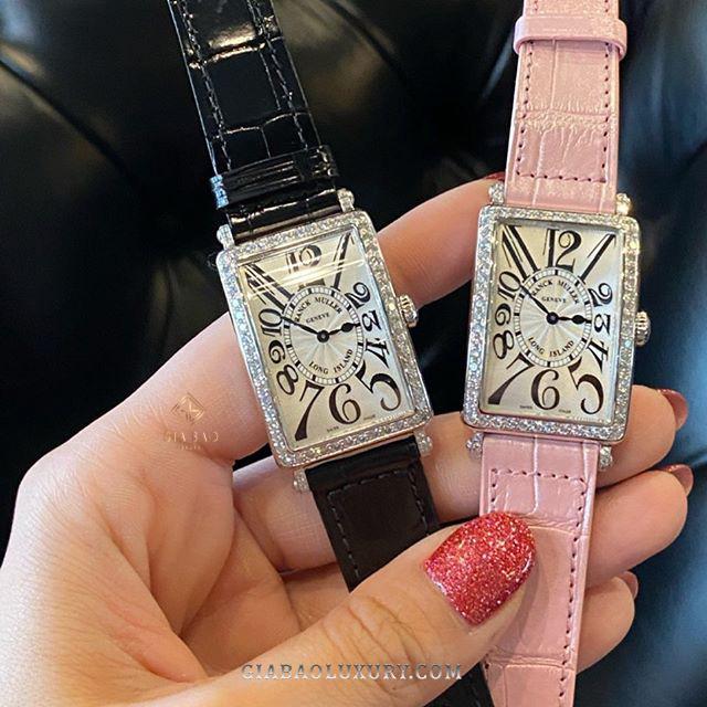 Gia Bảo Luxury nhận thu mua thu mua đồng hồ Franck Muller Long Island chính hãng