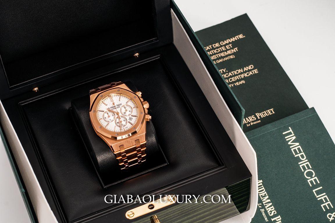 Đồng hồ Audemars Piguet Royal Oak Chronograph 41mm