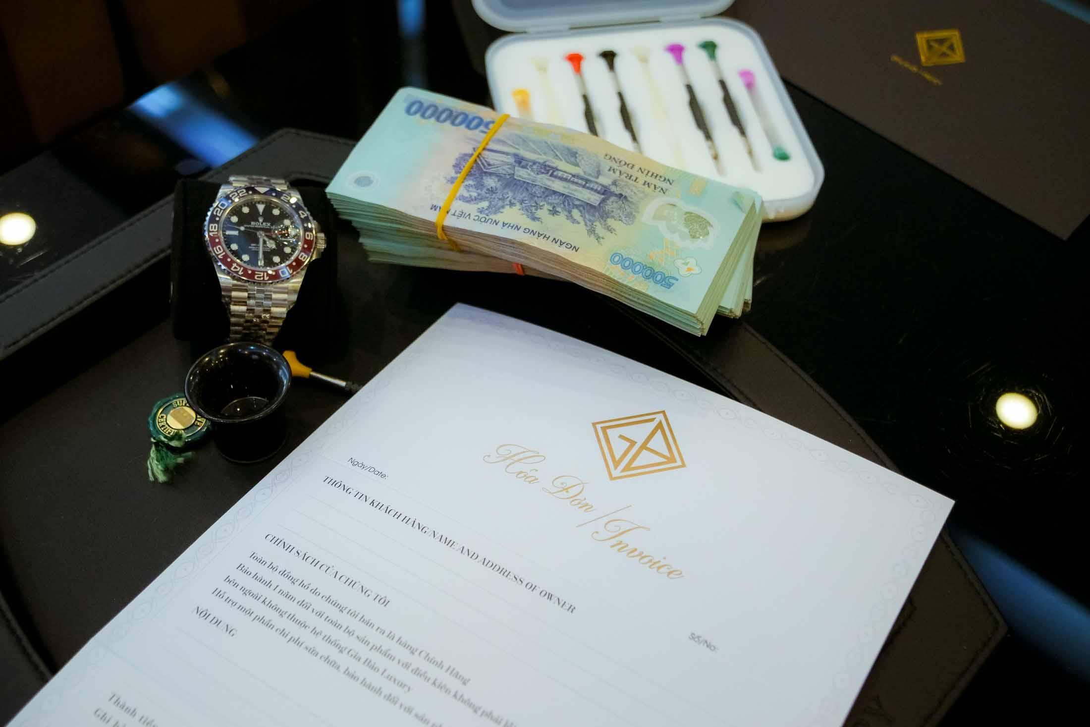 Gia Bảo Luxury - Địa chỉ thu mua đồng hồ chính hãng uy tín, chất lượng