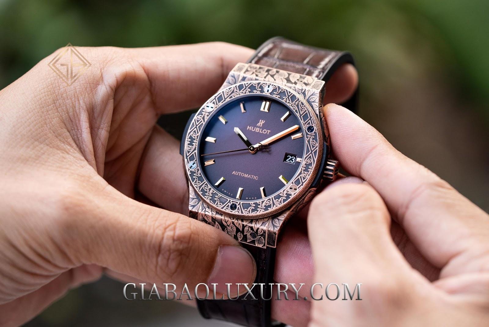 Hiện nay có nhiều người thích việc sử dụng đồng hồ cao cấp đã qua sử dụng hơn là đồng hồ mới