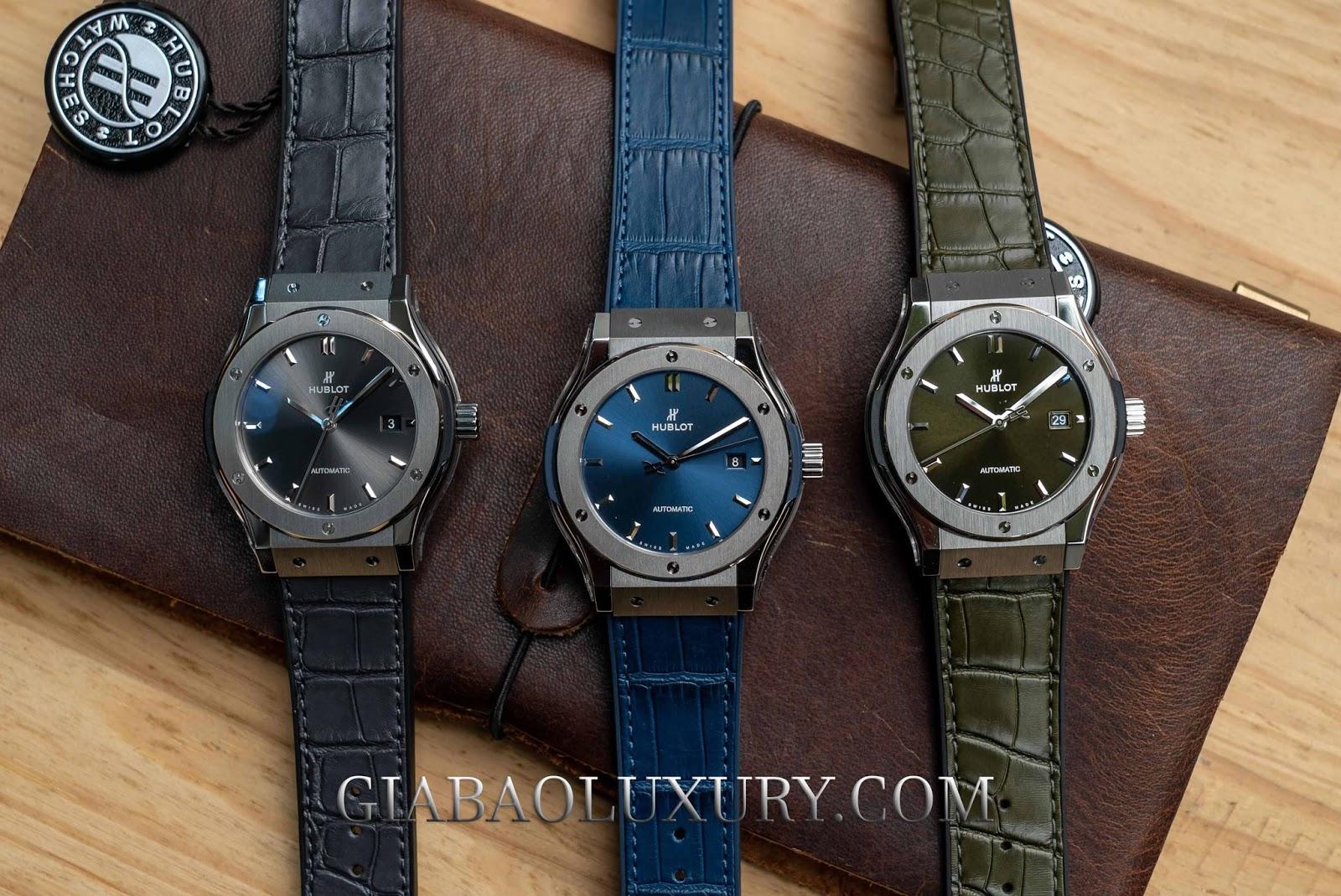 Tùy thuộc vào thương hiệu mà quyết định mức giá của đồng hồ
