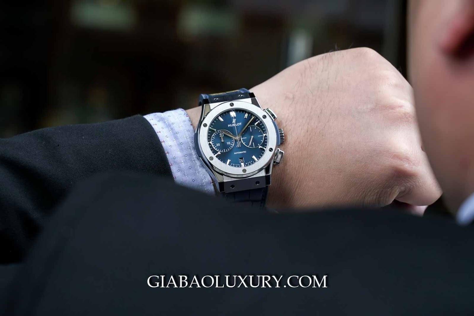 """""""Đời"""" của đồng hồ sẽ ảnh hưởng nhiều đến mức giá của chúng"""