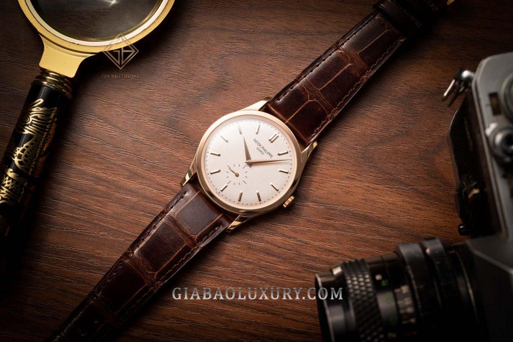 Đồng hồ Patek Philippe chính hãng cao cấp là sản phẩm có giá trị xa xỉ