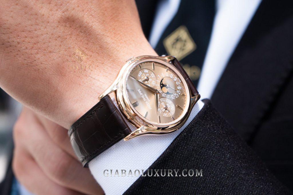 Đà Nẵng với nền kinh tế phát triển, nhu cầu mua đồng hồ Patek Philippe ngày càng nhiều