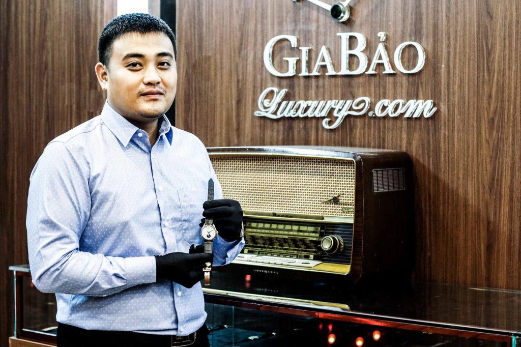 Gia Bảo Luxury thu mua, bán và trao đổi đồng hồ cao cấp chính hãng đáng tin cậy