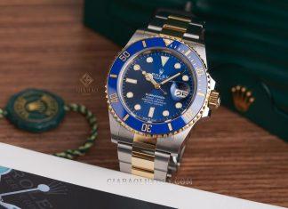 Thu mua Rolex Submariner 126613LB Mặt Số Xanh Dương