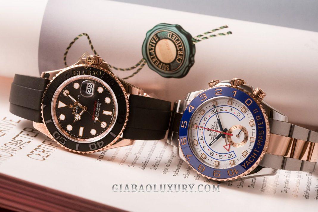 Kinh nghiệm mua đồng hồ Rolex cũ chính hãng, uy tín