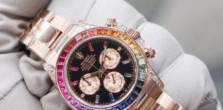 Chiêm ngưỡng phiên bản đồng hồ cao cấp của các ngôi sao thể thao thế giới tại Gia Bảo Luxury (Phần I)